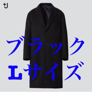 Jil Sander - ユニクロ +J カシミヤブレンドオーバーサイズチェスターコート