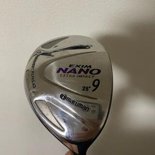 マルマン(Maruman)のmaruman EXIM NANO EXTRA IMPACT レディース ゴルフ(クラブ)