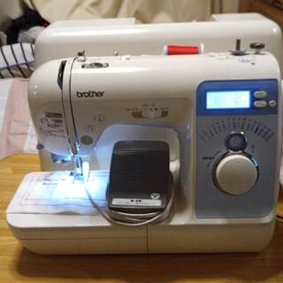 brother - ブラザー実用縫いコンピューターミシン B−500 美品