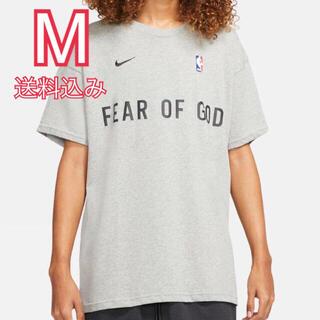 NIKE - M NIKE FEAR OF GOD M NRG W TOP グレー