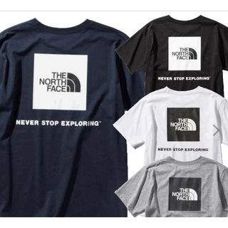 THE NORTH FACE - THE NORTH FACE Tシャツ 黒