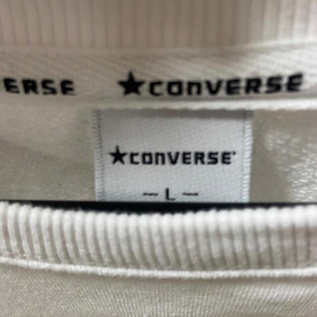 CONVERSE(コンバース)のレディース トップス レディースのトップス(トレーナー/スウェット)の商品写真