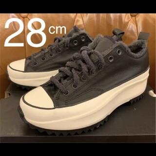 CONVERSE - 新品❗️converse Run Star Hike ブラック 28cm 黒