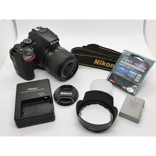Nikon - ⭐WiFi搭載⭐上位一眼レフニコンD5500 AFS18-55VRⅡズームキット