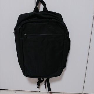 ムジルシリョウヒン(MUJI (無印良品))の無印良品 2WAY バックパック トートバッグ ビジネスバッグ(バッグパック/リュック)