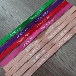 ゲラン(GUERLAIN)のゲラン AQUA ALLEGORIA リボン 5種類8本セット(香水(女性用))