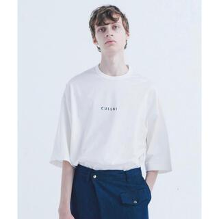 【CULLNI】ロゴビッグTシャツ サイズ0