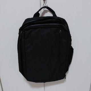 ムジルシリョウヒン(MUJI (無印良品))の無印良品 2WAY ビジネスバッグ バックパック トートバッグ(バッグパック/リュック)