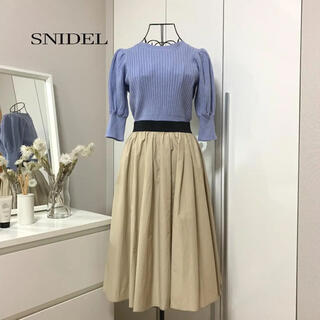 snidel - 【美品】スナイデル セットアップ