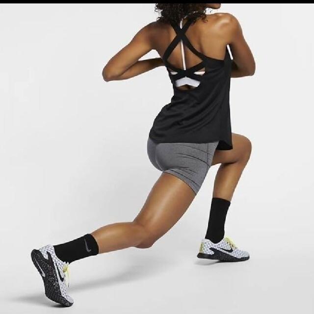 NIKE(ナイキ)のナイキレディースヨガウェアsizeM スポーツ/アウトドアのトレーニング/エクササイズ(ヨガ)の商品写真