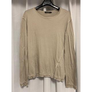 ドルチェアンドガッバーナ(DOLCE&GABBANA)のドルガバ 長袖 カットソー トップス ロンT(Tシャツ/カットソー(七分/長袖))