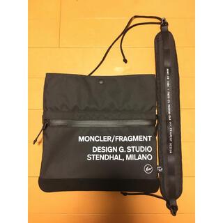 モンクレール(MONCLER)のmoncler genius fragment サコッシュ ramidus(ショルダーバッグ)