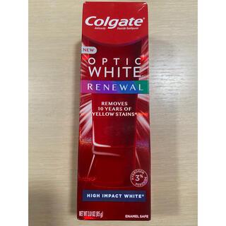 クレスト(Crest)のOPTIC WHITE 歯磨き粉(歯磨き粉)