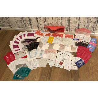Attenir - サンプル120点セット 基礎化粧品等サンプルセット