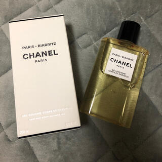 CHANEL - ヘア&ボディー シャワージェル