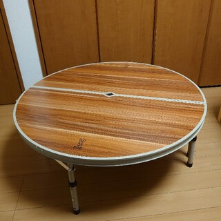 ドッペルギャンガー(DOPPELGANGER)のキャンプ 折り畳み テーブル(アウトドアテーブル)