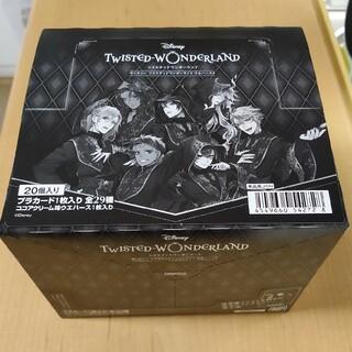 Disney - ツイステ ウエハース2 未開封BOX ツイステッドワンダーランド
