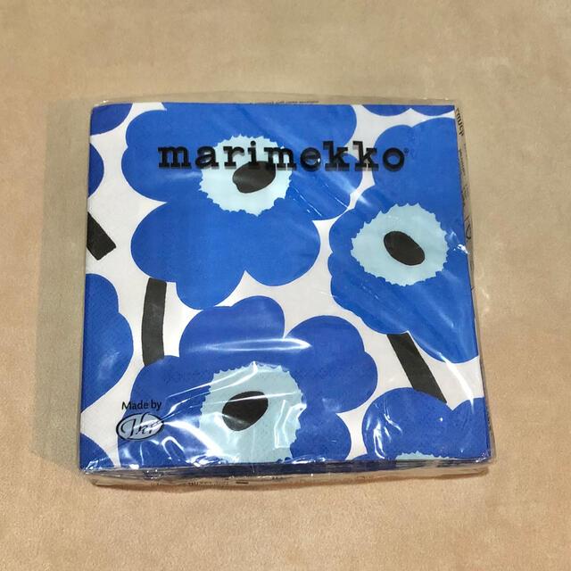 marimekko(マリメッコ)のマリメッコ marimekko ペーパーナプキン インテリア/住まい/日用品のキッチン/食器(収納/キッチン雑貨)の商品写真
