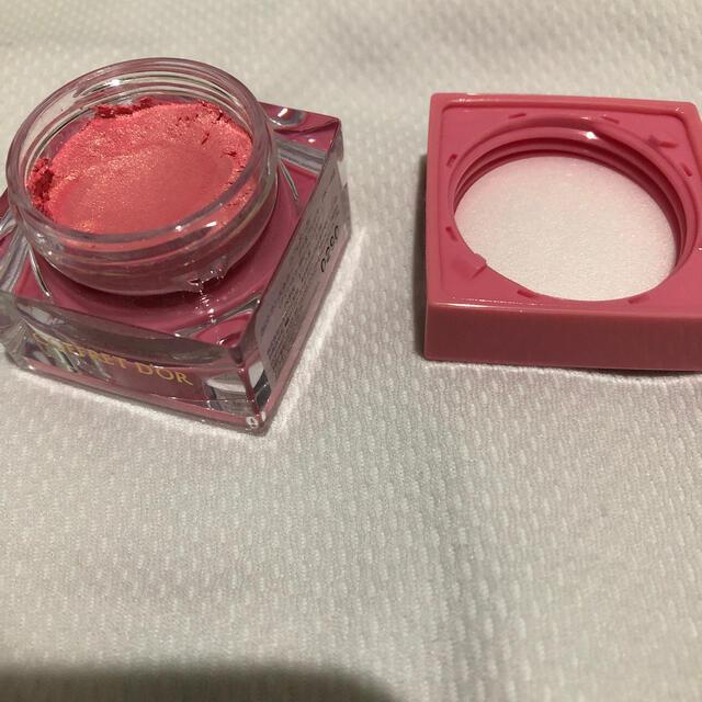 Kanebo(カネボウ)のコフレドール 3Dトランスカラー アイ&フェイス PK-46 ペタル(3.3g) コスメ/美容のベースメイク/化粧品(アイシャドウ)の商品写真