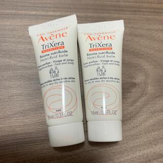 アベンヌ(Avene)のAvene アベンヌ 全身用保湿クリーム サンプル 試供品 10ml 2本(ボディクリーム)