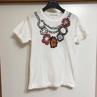 コムデギャルソン(COMME des GARCONS)のCOMMEdesGARCONS 半袖Tシャツ(Tシャツ(半袖/袖なし))