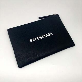 Balenciaga - 送料込 バレンシアガ ブラック クラッチバッグ