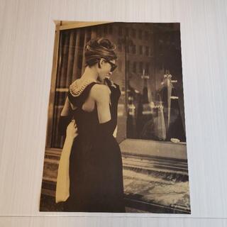 アート ポスター 懐かしい オードリー・ヘプバーン P40