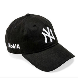 MOMA - moma newera キャップ ブラック