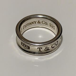 Tiffany & Co. - 【美品】Tiffany & Co. ナローリング