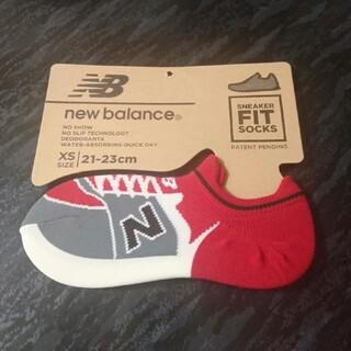 New Balance - ⑦ニューバランス スニーカーソックス