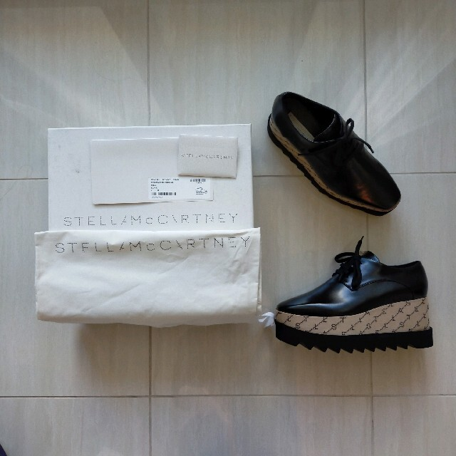 Stella McCartney(ステラマッカートニー)の新品【ステラマッカートニー】38シューズ レディースの靴/シューズ(ローファー/革靴)の商品写真