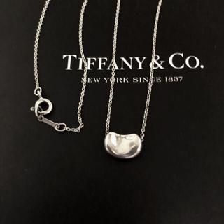 Tiffany & Co. - ティファニー☘️ビーンズネックレス