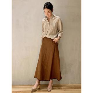 Plage - Plage⭐︎SALT+ ASA TWILL スカート