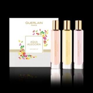 ゲラン(GUERLAIN)のアクアアレゴリア ディスカバリーセット 数量限定品(香水(女性用))