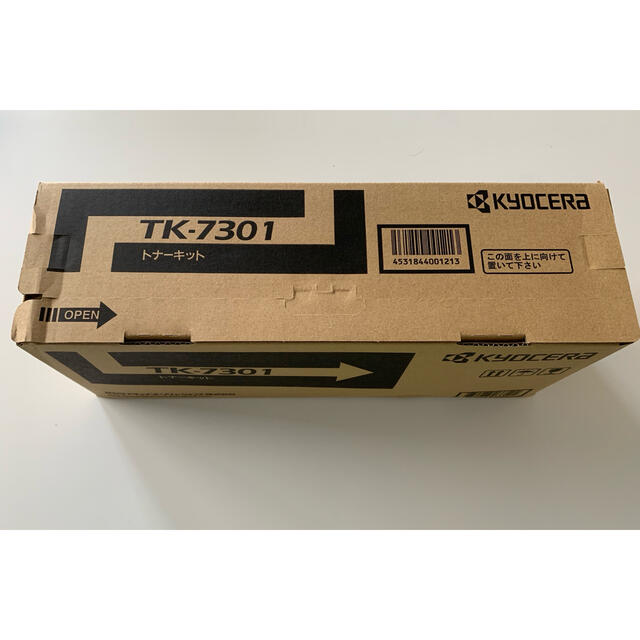 京セラ(キョウセラ)の京セラトナー TK-7301 インテリア/住まい/日用品のオフィス用品(OA機器)の商品写真