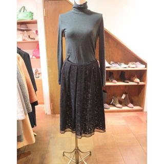 mina perhonen - 【美品】mina perhonen Lili 総刺繍スカート