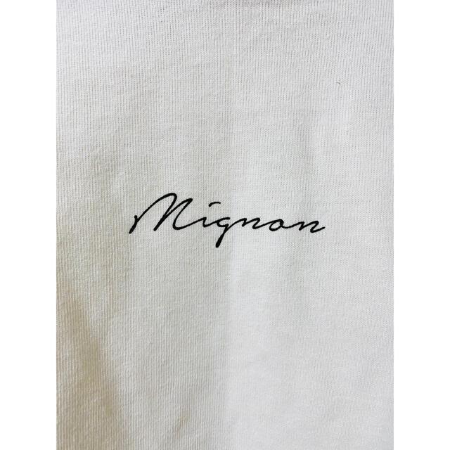 しまむら(シマムラ)の【新品】しまむら プチプラのあや  ロゴT レディースのトップス(Tシャツ(長袖/七分))の商品写真
