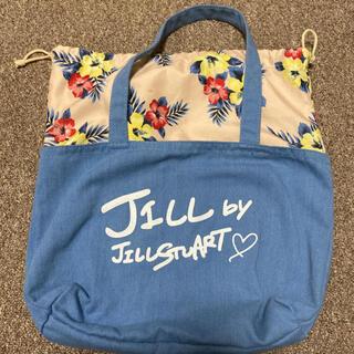 JILL by JILLSTUART - 【12月中旬に処分します。送料込み】ジルシチアート トートバッグ