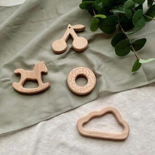 木製 歯固め 単品