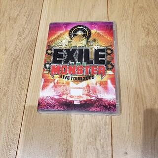 エグザイル(EXILE)のEXILE⭐LIVE TOUR 2009⭐DVD(ミュージック)