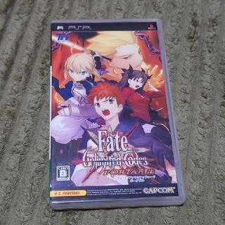 フェイト/アンリミテッドコード ポータブル PSP(携帯用ゲームソフト)