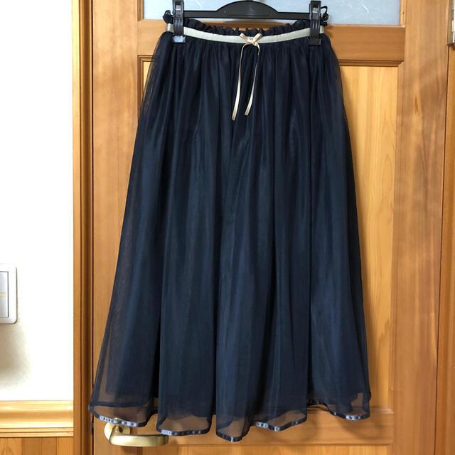 franche lippee(フランシュリッペ)のフランシュリッペ★大人チュールスカート レディースのスカート(ロングスカート)の商品写真