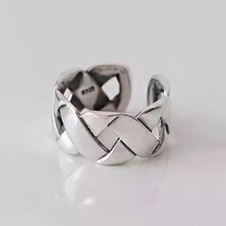 ジョンローレンスサリバン(JOHN LAWRENCE SULLIVAN)のSilver925 silver plating ring -005-(リング(指輪))