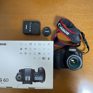 Canon - 【美品】Canon EOS 6D(WG) + 50mm F1.8 STM