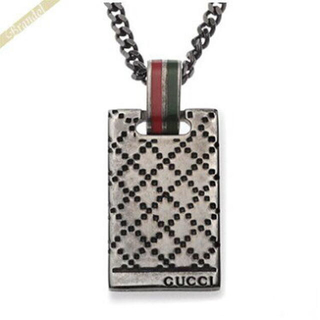 Gucci - GUCCI ネックレス メンズ
