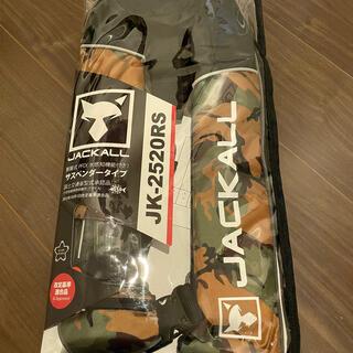 JACKALL - JACKALL ライフジャケット サスペンダータイプ