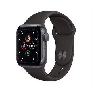 アップルウォッチ(Apple Watch)の【40mm / GPSモデル】Apple Watch SE(腕時計)