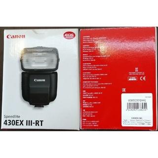 Canon - Canon Speedlite 430EX Ⅲ-RT スピードライト キャノン