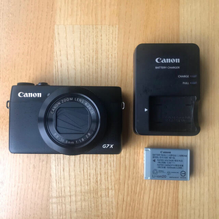 Canon - Canon PowerShot G7 X
