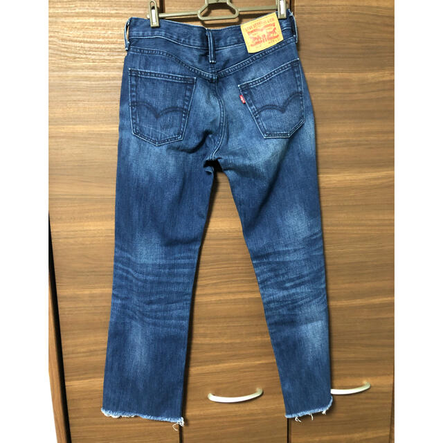 Levi's(リーバイス)のリーバイス 514 デニム ダメージジーンズ メンズのパンツ(デニム/ジーンズ)の商品写真